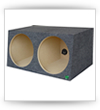 Sealed Speaker Enclosures