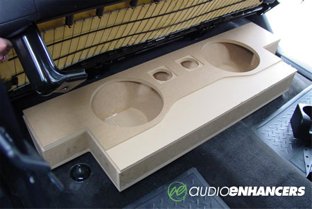 Ccc70 Colorado And Canyon Speaker And Subwoofer Boxes